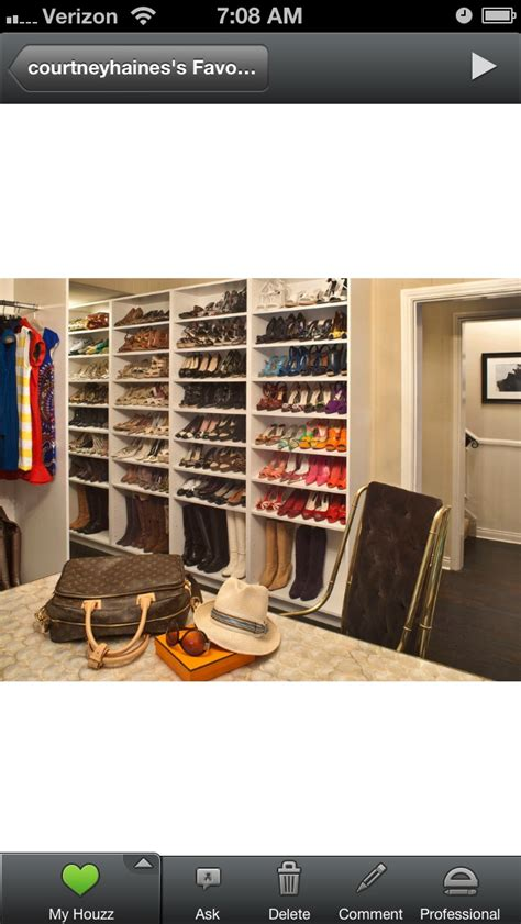 boot storage organize closet
