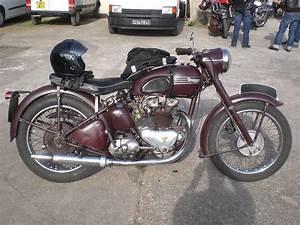 Triumph 5t Speed Twin 1950 500cc Ohv