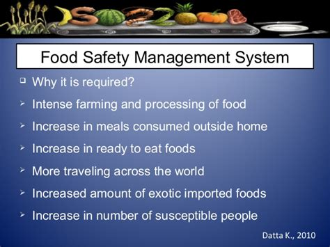 cuisine am駭agement iso 22000 food safety management system