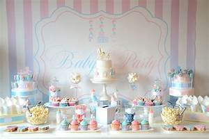 Baby Shower Thème Girl or Boy ? Sweet Events