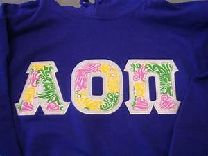 Alpha omicron pi letters greek letter shirts pinterest for Aoii letter shirts