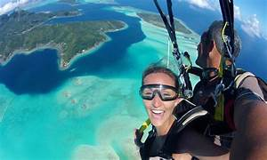bora bora skydiving package tandem jump tahiticom With how much does it cost to honeymoon in bora bora