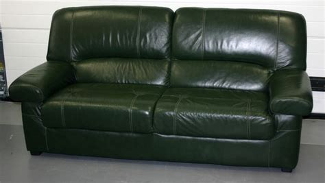 recoudre canapé cuir canape cuir vert occasion clasf