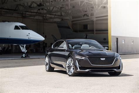 Cadillac Escala Concept Photos, Specs, Reveal