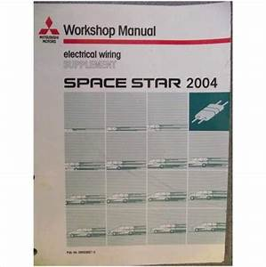 Mitsubishi Space Star Electrical Wiring Supplement