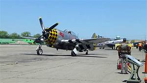 P-47 Thunderbolt Which Crashed Into The Hudson River