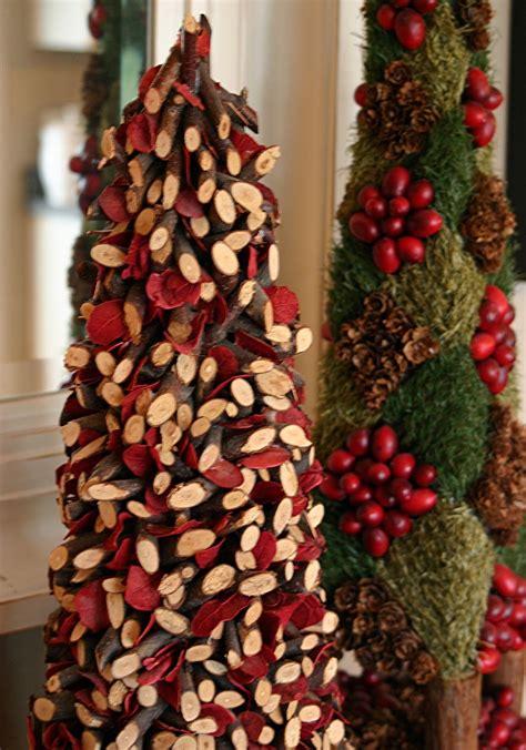 rustic christmas tree decorations 25 best rustic christmas decoration ideas