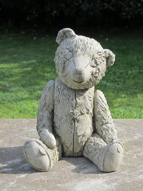 teddy garden 1000 images about teddy bear garden statues on pinterest