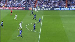 GIF: Cristiano Ronaldo Puts Real Madrid Ahead Against ...