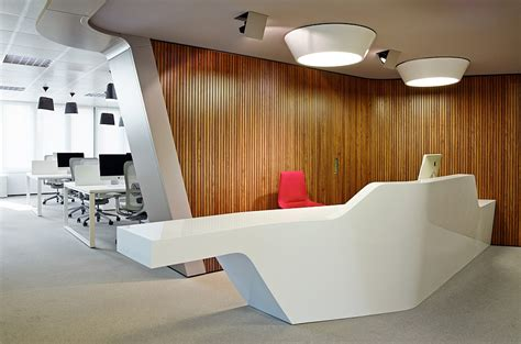wall panelling designs contemporary design meets overtones at inaugure Office