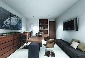 Outstanding Small Office Interior Design Ideas With Modern ...