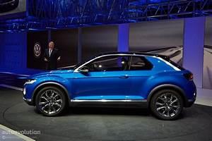 T Roc Volkswagen : volkswagen t roc teased looks ready for production ~ Carolinahurricanesstore.com Idées de Décoration