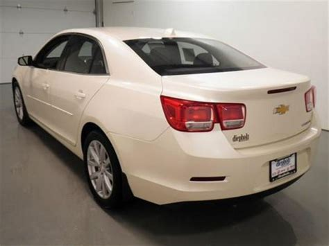 Sell New 2014 Chevrolet Malibu 2lt In 631 W Lincoln Ave