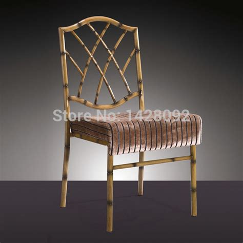 wholesale quality strong aluminum chiavari chair