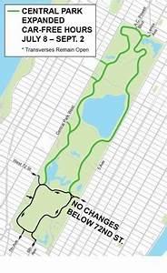 Central Park Auto : west side rag more than half of central park will be car free this summer ~ Gottalentnigeria.com Avis de Voitures