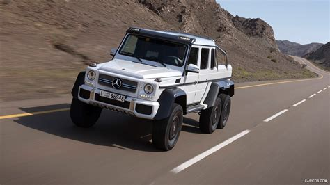 Mercedes Benz G63 Amg 6x6 Wallpapers Vehicles Hq