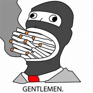 Gentlemen In 1k Resolution  Team Fortress 2   Sprays