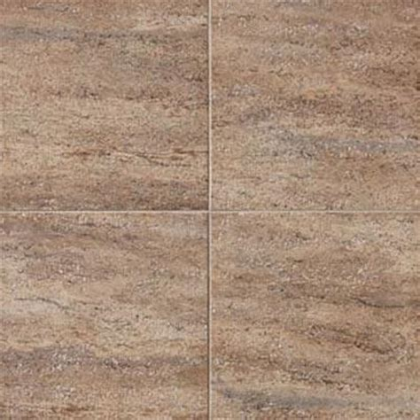 collection mexican travertine tumbled 4 x 4 giallo
