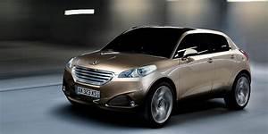 Future 2008 Peugeot : les illustrations du futur peugeot 2008 ~ Dallasstarsshop.com Idées de Décoration