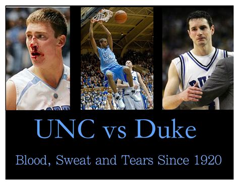 unc  duke    rivalry