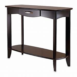 danica console table bed bath beyond With bed bath and beyond sofa table
