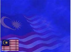 Malaysia Flag 01 PowerPoint Templates