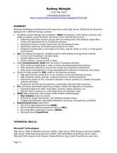 sql server dba resumes sql resume uxhandy