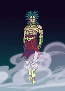 Broly Restrained Super Saiyan by BrolyManiac on DeviantArt