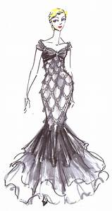 Black Mermaid gown by summergray on DeviantArt