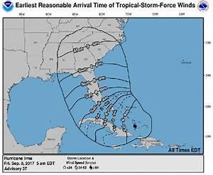 When Will Hurricane Irma Hit Florida  Path Update As Irma