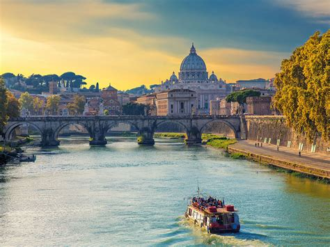 Dinner On A Boat Rome by Tour In Rome