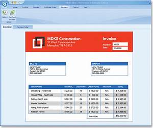 Myinvoices estimates deluxe 9 finance software for pc for My deluxe invoices and estimates free download