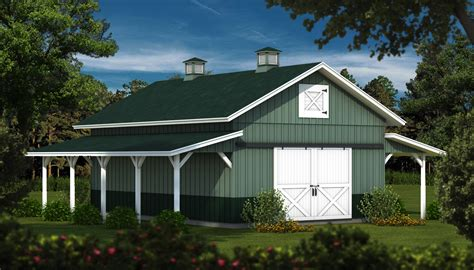 Barn Kits by Timber Frame Wood Barn Plans Kits Southland Log Homes