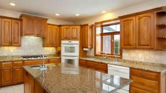 what is the best way to clean oak kitchen cabinets reference com
