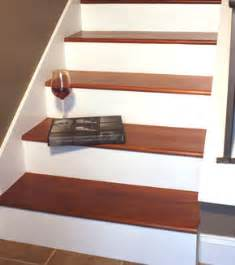 painted kitchen floor ideas remodel with prefinished stair treads how to