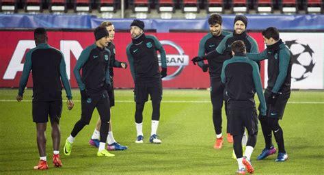 Barcelona 6-1 Paris St-Germain (6-5 agg) - BBC Sport