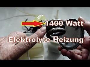 Heizung Lüfter Selber Bauen : tauchsieder wasserboiler f r elektrolyte heizung selber bauen youtube ~ Eleganceandgraceweddings.com Haus und Dekorationen