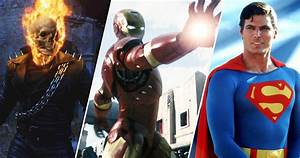 The, 20, Worst, Superhero, Movies, According, To, The, Critics, And, The, 10, Very, Best