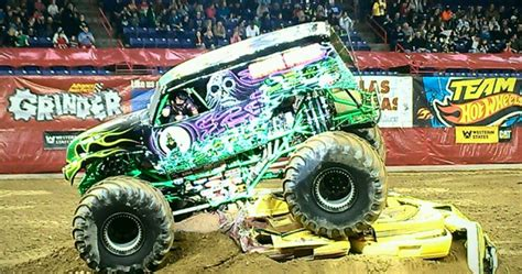 spokane monster truck being frugal and making it work heart pounding family fun
