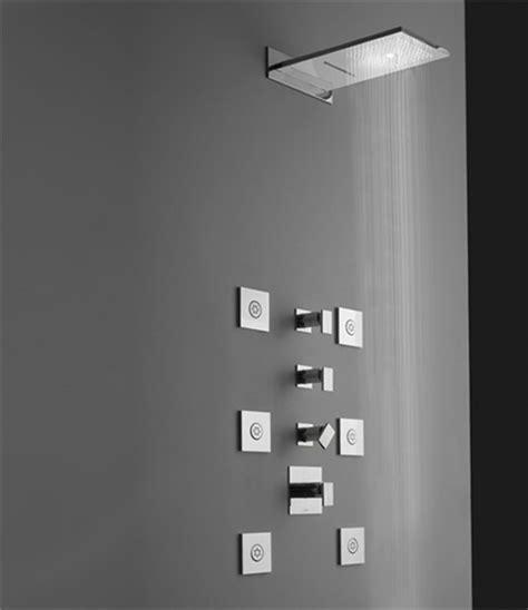 aqua shower system aqua sense electronic shower system delivers spa like