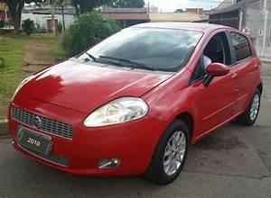 Fiat Punto Elx 1 4  Flex  2009  2010 - Sal U00e3o Do Carro