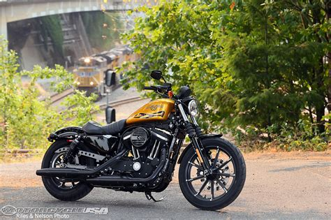 2016 Harley-davidson Softail Slim S Review