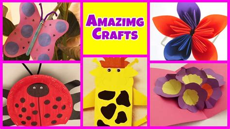 Simple Art And Craft Ideas For Kids  Craft Get Ideas