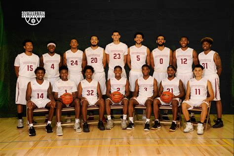 southwestern college mens basketball named pcac southern