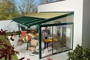 Markise Für Terrasse : 5 tipps f r das sch tzende glasdach auf der terrasse ratgeberzentrale ~ Eleganceandgraceweddings.com Haus und Dekorationen
