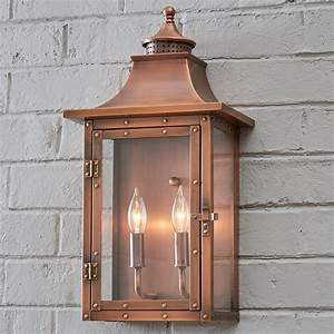 Classic, Vented, Hood, Outdoor, Wall, Lantern, -, Large