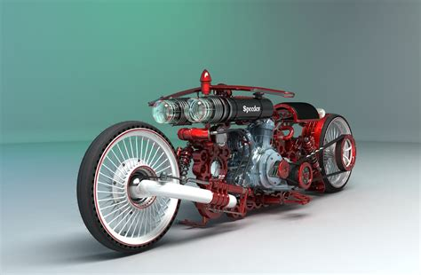 Amazing Motorcycle Concept Designs Mooki