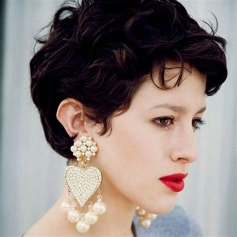 the curly pixie cut 50 ideas that will flatter all styles shapes hair motive hair