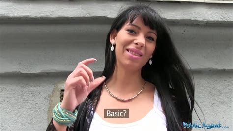 Publicagent Sexy Girl Kitty Youtube