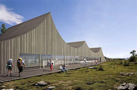 Naturum Laponia Visitor Centre, Sweden Building-e-architect